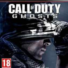 Call of duty Ghosts - PS3 [Second hand] - Jocuri PS3, Shooting, 18+, Multiplayer
