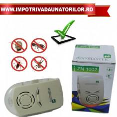 Aparat anti gandaci de bucatarie, soareci, sobolani, ZN-1002 - Aparat antidaunatori, Anti-insecte