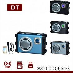 BOXA ACTIVA KARAOKE,MP3 PLAYER USB,MIXER,BLUETOOTH,MICROFON,TELECOMANDA,ACUMUL.