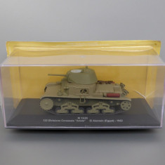 Vehicul Militar Tanc M13/40 El Alamein Egypt 1942, 1/43