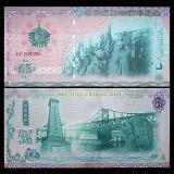 !!! CHINA - FANTASY NOTE - 100 YUAN 2015 , 65 ANI RAZBOIUL DIN  COREEA - UNC