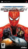 Spider-Man Web Of Shadows Psp