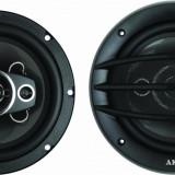 Difuzoare auto AKAI CA007A-CV654C, difuzor 16,5 cm, capac 18 cm, 4 cai-PMPO 120W