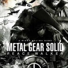 Metal Gear Solid Peace Walker Psp - Jocuri PSP Konami