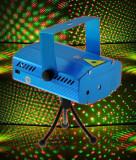 Laser Disco Lumini Club Verde si Rosu NOU
