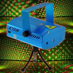 Laser Disco Lumini Club Verde si Rosu NOU - Laser lumini club