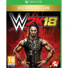 Wwe 2K18 Deluxe Edition Xbox One - Jocuri Xbox One