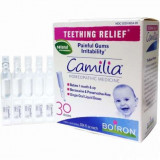 Camilia Boiron Homeopat - 30 Doze - Calmare Dureri Dentare Bebelusi, 6-12 luni