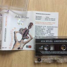 Ada milea absurdistan caseta audio muzica folk rock Intercont Music 2003, Casete audio