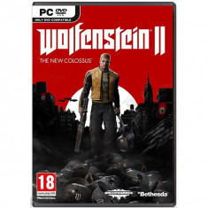 Wolfenstein Ii The New Colossus Pc - Joc PC Bethesda Softworks