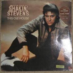Vinyl/vinil Shakin' Stevens – This Ole House, Holland 1981, VG - Muzica Rock & Roll