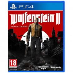 Wolfenstein Ii The New Colossus Ps4 - Jocuri PS4