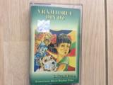 Vrajitorul din oz frank baum basm poveste pentru copii caseta audio roton 1997, Casete audio