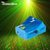 LASER DISCO Mega cu mii de raze si puncte, senzor dupa muzica - Laser lumini club