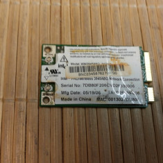 Placa Wireless Laptop Intel 3945ABG