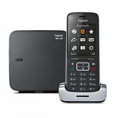 Telefon fix DECT Gigaset SL450 Negru