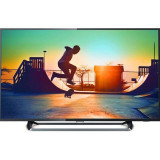 Televizor Philips LED Smart TV 55 PUS6262 139cm Ultra HD 4K Silver, 139 cm