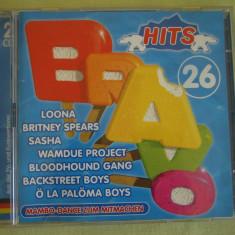 BRAVO HITS 26 (1999) - 2 C D Original - Muzica Dance sony music