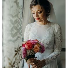 Wedding Dress By Natalia Vasiliev, Rochii de mireasa A-line