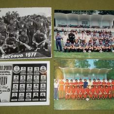 Ilustrate echipa de fotbal CSM Suceava
