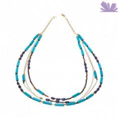 Colier Indira Lapis - Colier perle