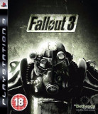 Fallout 3 - PS3 [Second hand], Actiune, 18+, Single player