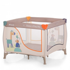 Tarc Sleep and Play SQ Animals - Tarc de joaca Hauck