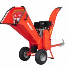 Tocator pentru crengi pe benzina HECHT 6642 - Aspirator/Tocator frunze
