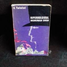 HIPERBOLOIDUL INGINERULUI GARIN - A. TOLSTOI