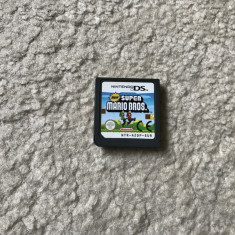 Joc Nintendo DS NEW Super Mario BROS , testat , limba engleza !