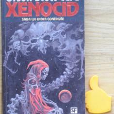Xenocid Orson Scott Card - Carte SF