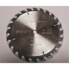 Panza de fierestrau pentru lemn, 24 dinti HECHT 001670