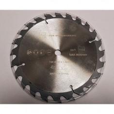 Panza de fierestrau pentru lemn, 24 dinti HECHT 001670 - Reproducere