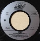"Italo Dance Power Vol.1 (1988, Ariola) Disc vinil single 7"" Italo-Disco"