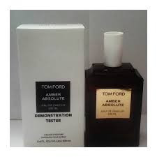 Parfum Tester Tom Ford Amber Absolute 100 Ml foto