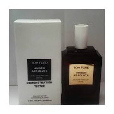 Parfum Tester Tom Ford Amber Absolute 100 Ml