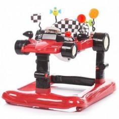 Premergator copii Chipolino Formula Lux 3 in 1 Red