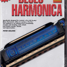 Teach Yourself Blues Harmonica - Curs hobby