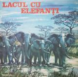LACUL CU ELEFANTI - Mihai Tican Rumano (DISC VINIL)