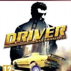 Driver San Francisco - PS3 [Second hand], Actiune, 18+, Multiplayer