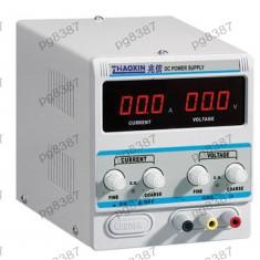Sursa de alimentare de laborator, afisaj digital 30V, 2A, RXN-302D - 111010 - Sursa alimentare