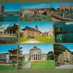 Lot 24 carti postale Kruger Romania - Carte postala tematica, Necirculata, Printata