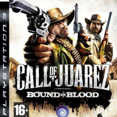Call of Juarez - Bound in blood - PS 3 [Second hand] - Jocuri PS3, Shooting, 16+, Single player
