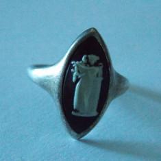 Inel argint cu camee -1839