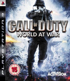 Call of duty - World at war - PS3 [Second hand], Shooting, 18+, Multiplayer