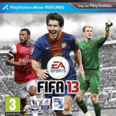 FIFA 13  - PS3 [Second hand], Sporturi, 3+, Multiplayer