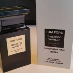 Parfum tester Tom Ford Tobbaco Vanille 100ml Apa de Parfum, 100 ml