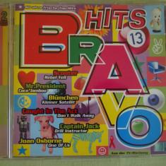 BRAVO HITS 13 (1996) - 2 C D Original - Muzica Dance sony music