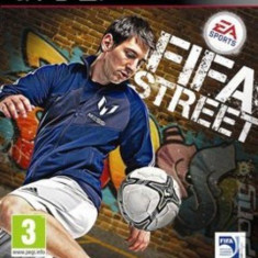 FIFA Street - PS3 [Second hand] - Jocuri PS3, Sporturi, 3+, Multiplayer