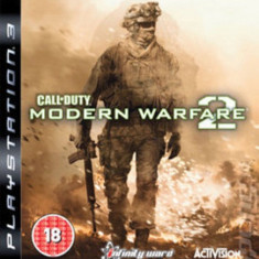 Call of duty - Modern Warfare 2 - MW2 - PS3 [Second hand] - Jocuri PS3, Shooting, 18+, Multiplayer